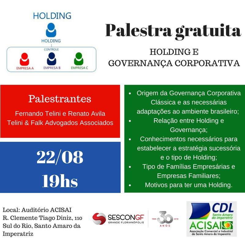 Palestra Holding - STO AMARO