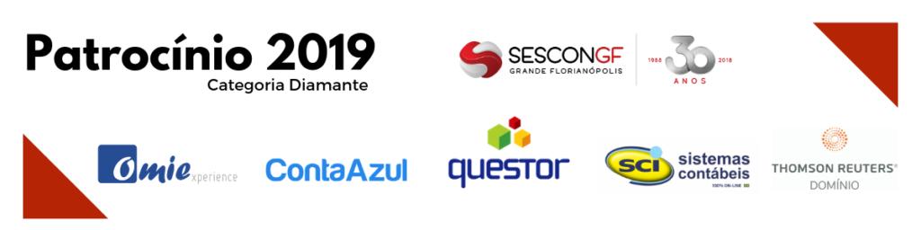 Banner patrocinadores - site 2019