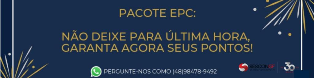 Banner pacote EPC